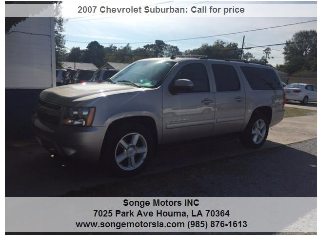 Songe Motors Houma 39 S Oldest Independent Used Car